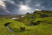 Journey to the Middle Earth The Quiraing in Scotland Photo by Joel Santos