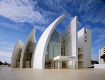 Jubilee Church by Richard Meier in Rome