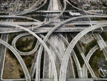 Judge Harry Pregerson Interchange Los Angeles the  and the