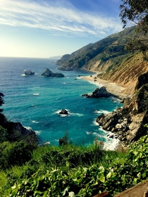 Julia Pfeiffer State Park Big Sur California