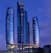 Jumeirah at Etihad Towers Hotel Abu Dhabi