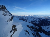 Jungfrau- The highest point in Europe