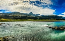 Just a little pit stop view while driving along Icelands Ring Road