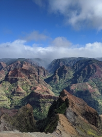 Just discovered this sub heres Waimea Canyon Hawaii