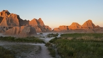 Just got back from camping at Badlands National Park