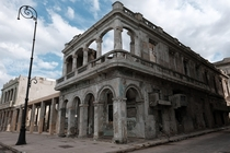 Just got back from Cuba made it out a day before the tornado hit luckily Love the architecture there Havanas a great city for beautiful abandoned buildings