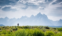 Just got back from Grand Teton NP majestic mountains Wyoming x