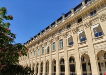 Just next to the Louvre the Palais-Royal displays a nice and hidden garden surrounded by beautiful arcades An amazing place to dream meditate and get some rest from the crowded and noisy streets of central Paris