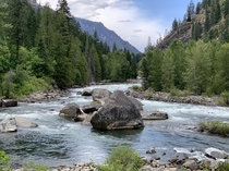 Just outside of Leavenworth WashingtonOCRes  x