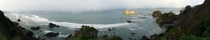 just some nor cal coastline panorama yesterday morning