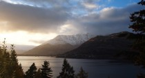 Just the view I wake up to every morning in New Zealand - Queenstown
