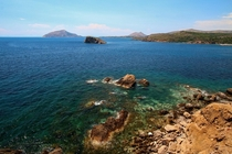 Just two hours from Athens you have this wonderful view  Sounion Greece