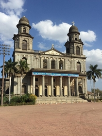Just visited Catedral de Santiago Managua Nicaragua Damaged by an earthquake in the s it is structurally unsound and sits abandoned x