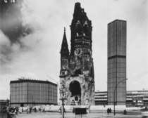 Kaiser Wilhelm Gedchtniskirche Memorial Church Berlin