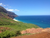 Kalalau Valley Kauai I swear its not a backdrop  x