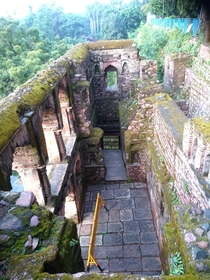 Kamlapati palace Bhopal A  floor palace built in  on a  year old dam adjoining lower lake Sadly  floors of the palace is submerged underwater