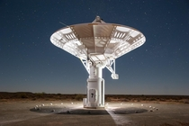 KAT- telescope for the Square Kilometre Array SKA Project in South Africa which will be the worlds largest radio telescope
