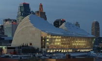 Kauffman Center for the Performing Arts in Kansas City