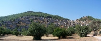 Kayaky a Greek village in Turkey abandoned since