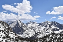 Kearsarge Pass Californias High Sierra