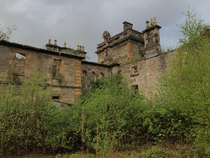 Keil School an abandoned boarding school in Dumbarton Scotland