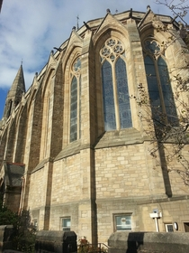 Kelvinside Hillhead church Glasgow Scotland