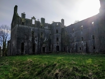 Kenmure Castle Scotland haunted by a headless piper