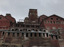 Kennecott Alaska They are doing structural restoration on it right now so it will hopefully be around for years to come