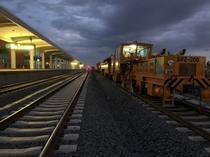 Kenyas newly completed Nairobi-Naivash railway waiting to open