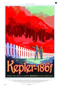 Kepler-fWhere the Grass is Always Redder on the Other Side