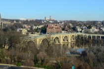 Key Bridge - Georgetown Washington DC