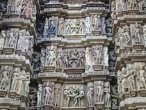 Khajuraho India Tantra Temple OC