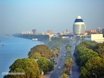 Khartoum my home city in SudanAfrica photo not taken by me