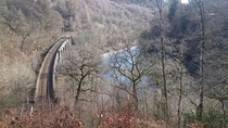 Kiliecrankie Viaduct Scotland