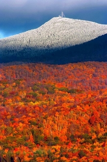 Killington VT taken by Vyto Starinskas October  x