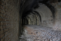 Kilpatrick Tunnel Ireland - Oldest railway tunnel in Ireland built  - abandoned c