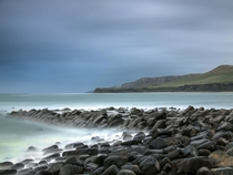 Kimmeridge Bay Dorset UK  - It was windy there today