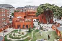 Kindergarten in Copenhagen from COBE built in