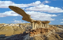 King of Wings Momos Wing formation located somewhere south of Farmington New Mexico  Patrick Berden