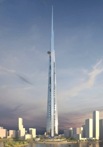Kingdom Tower Currently in Development