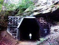Kings Hollow Tunnel