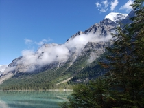 Kinney Lake Mt Robson Provincial Park British Columbia Canada I miss this place
