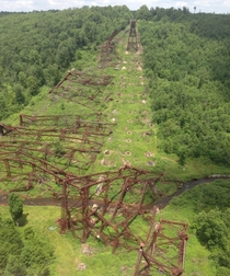 Kinzua Bridge Pennsylvania