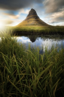 Kirkjufell has always reminded me of the Sorting Hat from this angle  tristantodd