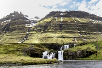 Kirkjufellsfoss and other falls on the Snfellsnes Peninsula Iceland