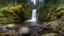 Kittil Falls British Columbia Canada
