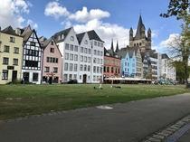 Kln Germany Old Town