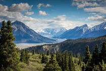 Kluane National Park and Reserve Canada