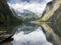 Knigssee Kings Lake Germany