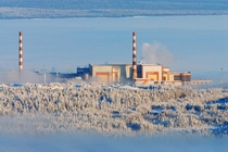 Kola Nuclear Power Plant Murmansk Russia